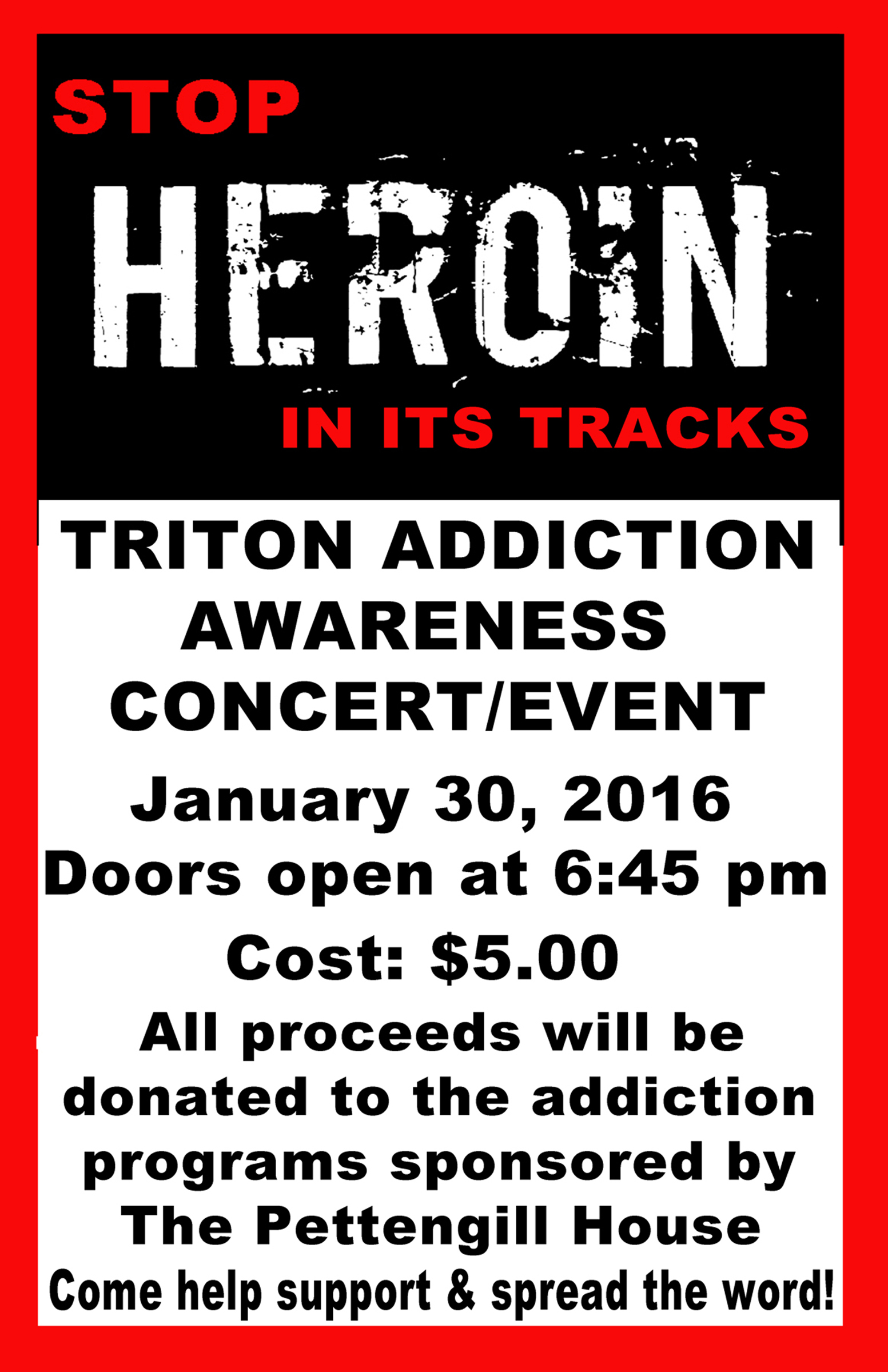 2016 heroin event